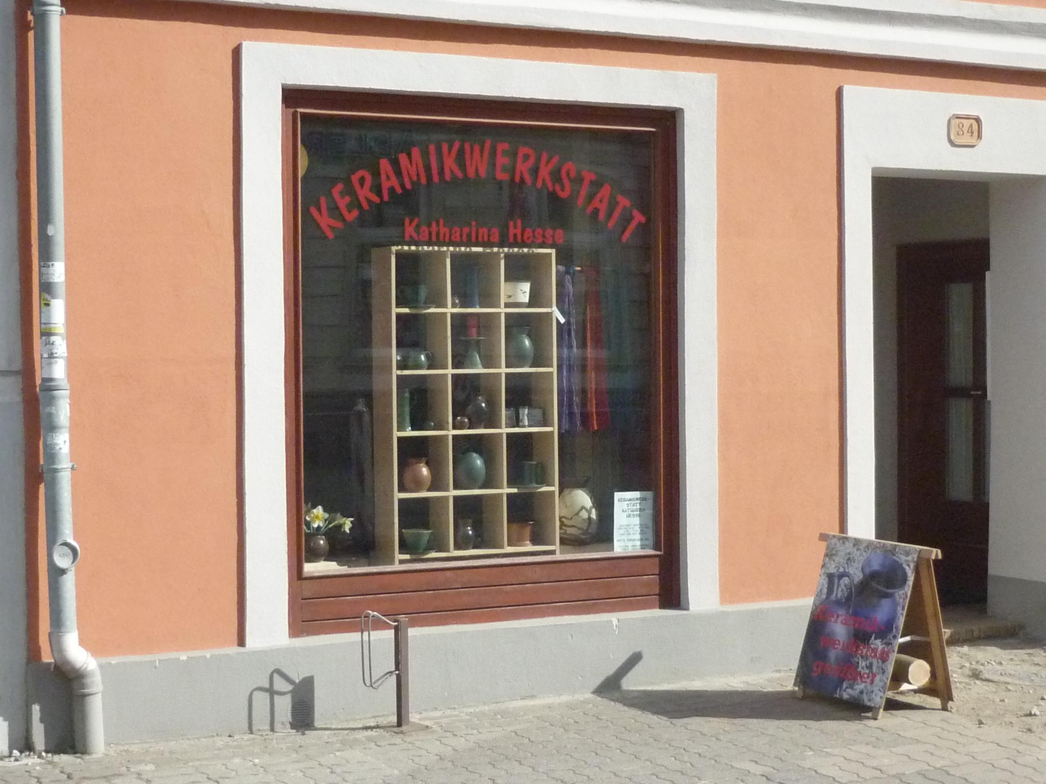 Keramikwerkstatt katharina hesse